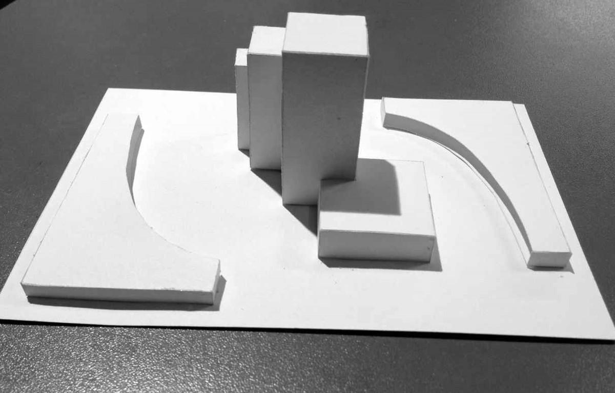 Объемно пространственные макеты из бумаги 173