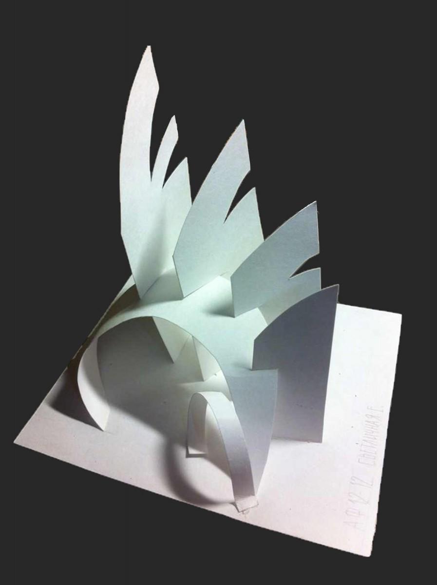 Поделки из листового пластика 88