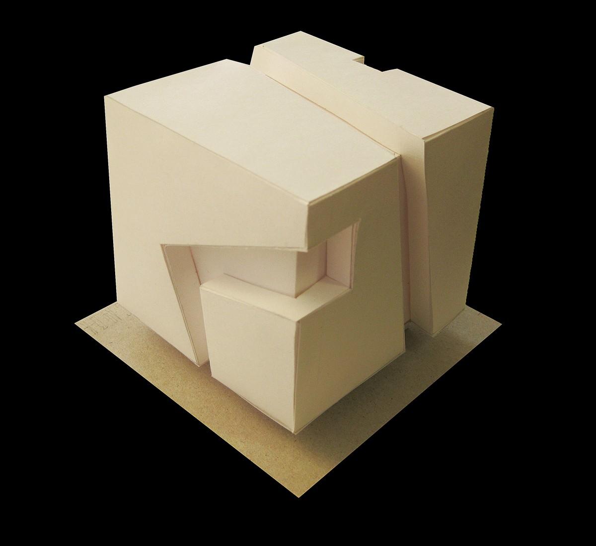 Как сделать бумажный кубик 39