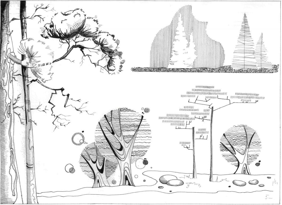 Проектная графика в графическом дизайне