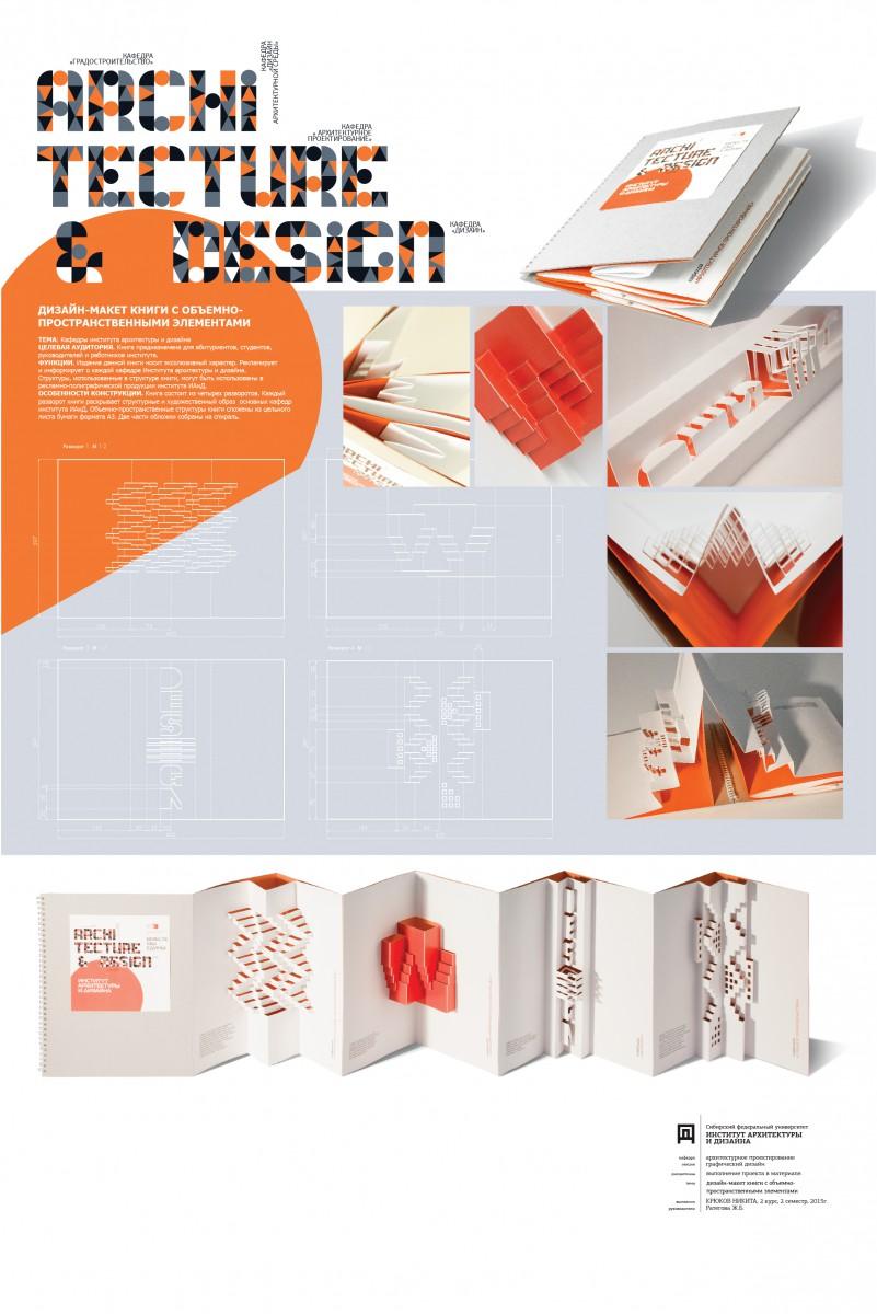 Дизайн макетов для книг