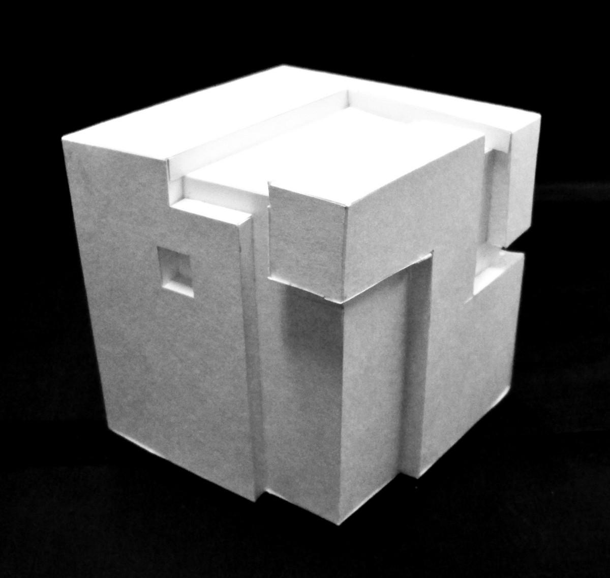 Как сделать бумажный кубик 94